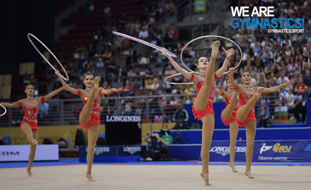 Azerbaijan group seeking Tokyo 2020 impetus at home Rhythmic Gymnastics World Cup in Baku
