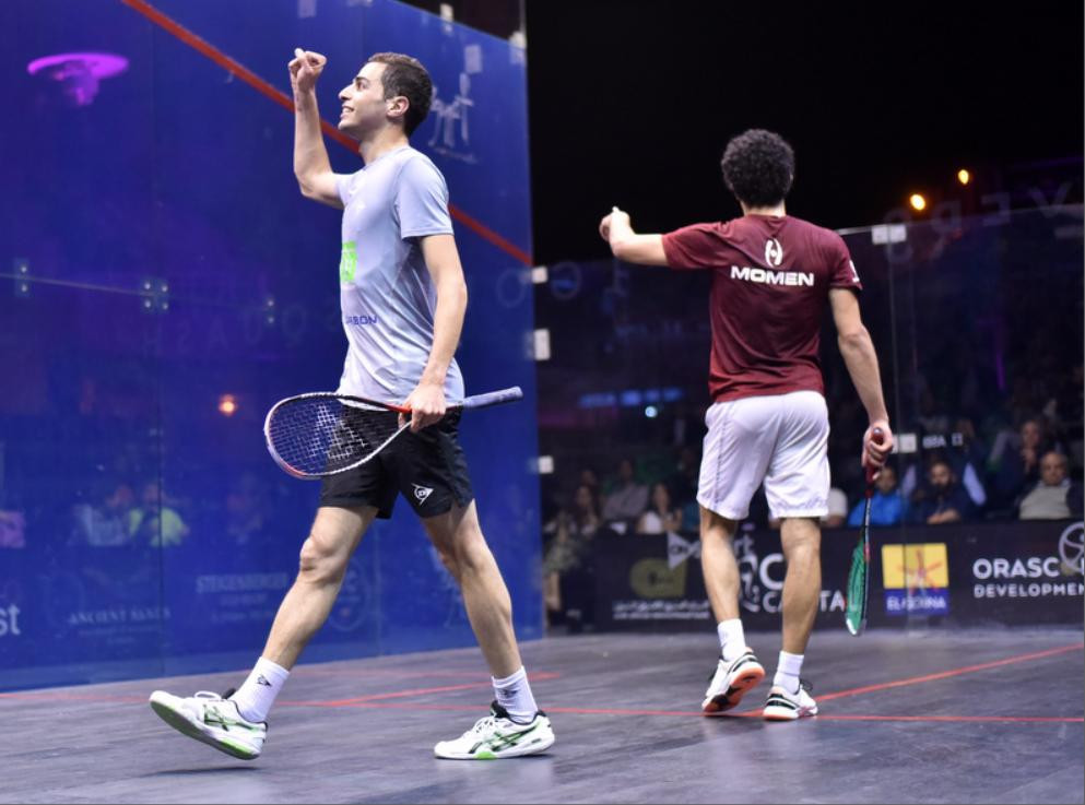Farag completes extraordinary comeback to reach El Gouna International final