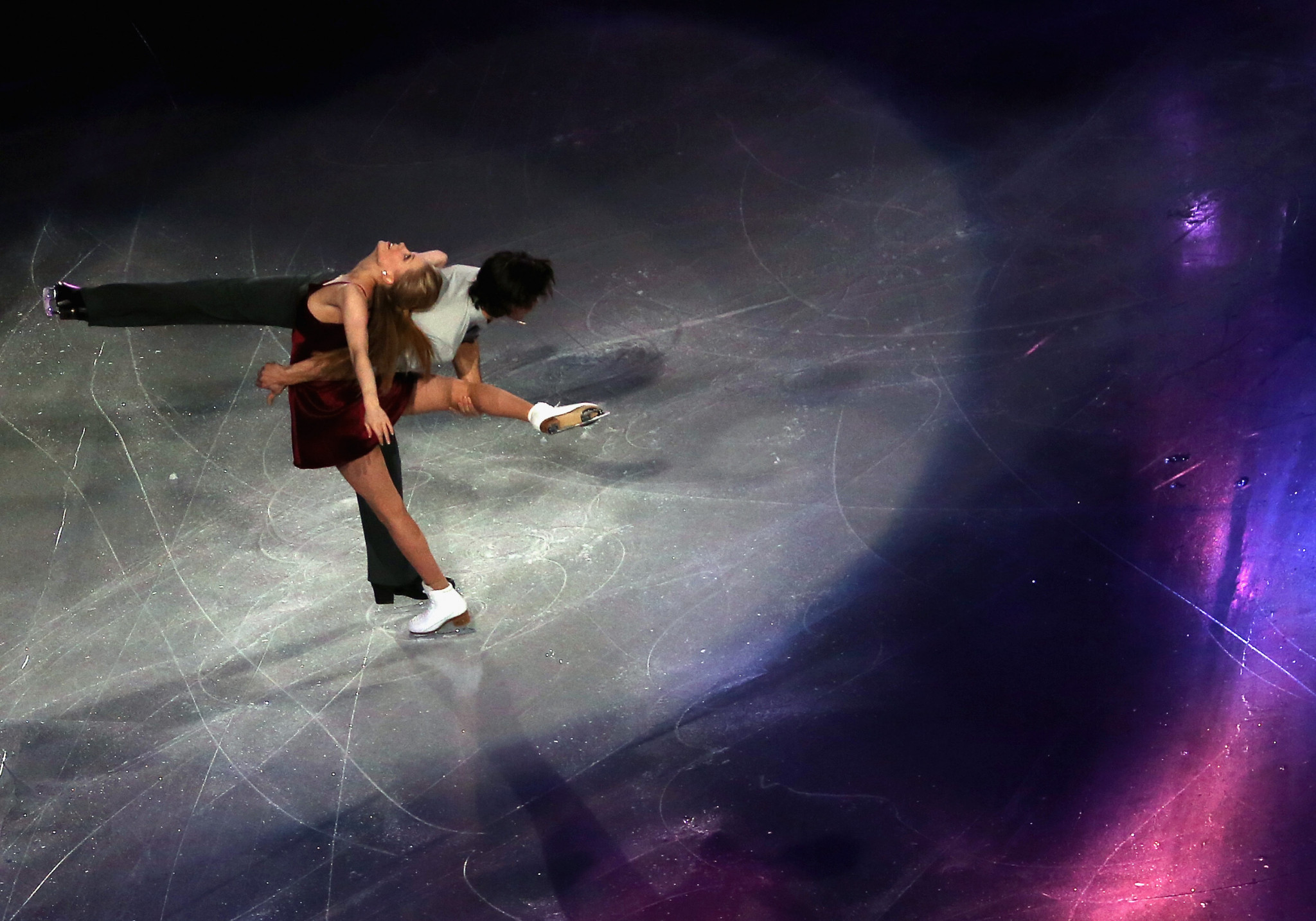Canada last hosted the ISU World Figure Skating Championships in 2013, in London, Ontario ©Getty Images