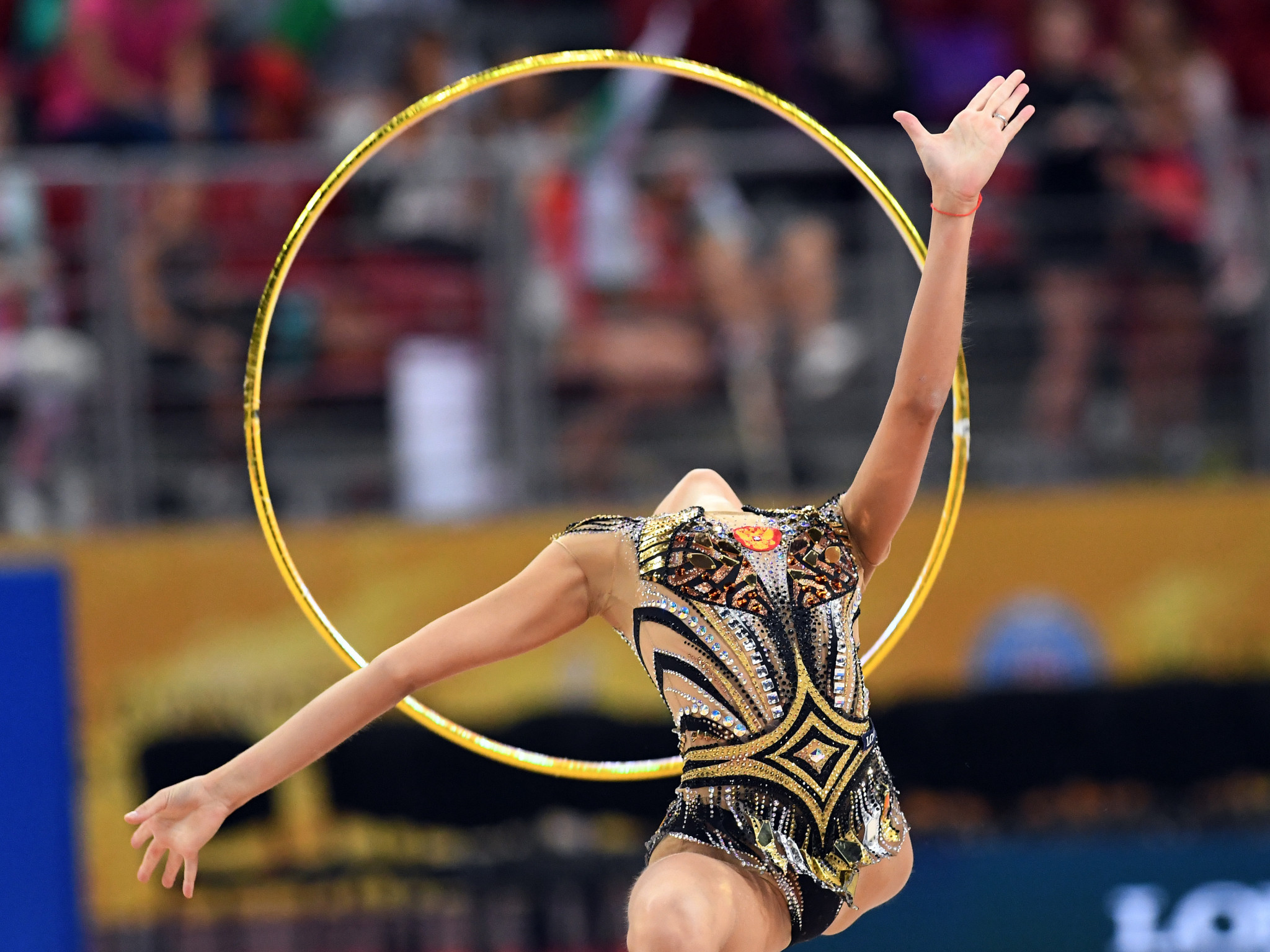 World champion Averina impresses in qualification at Rhythmic Gymnastics World Cup in Baku