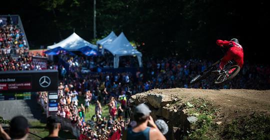 The UCI Mountain Bike Downhill World Cup season will begin tomorrow in Maribor ©UCI