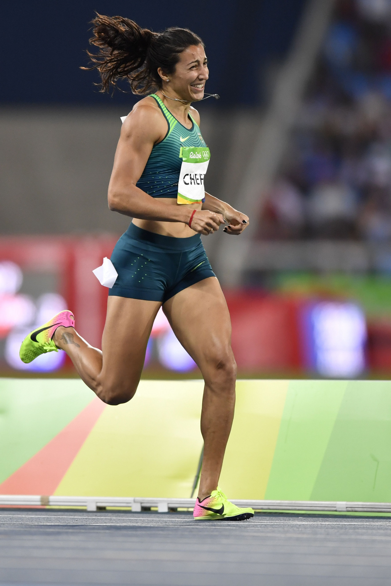 Brazil's Vanessa Spinola will be aiming to reclaim the Multistars heptathlon title ©Getty Images