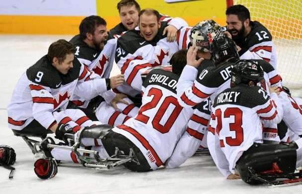 Canada and United States to meet on opening day at World Para Ice Hockey Championships