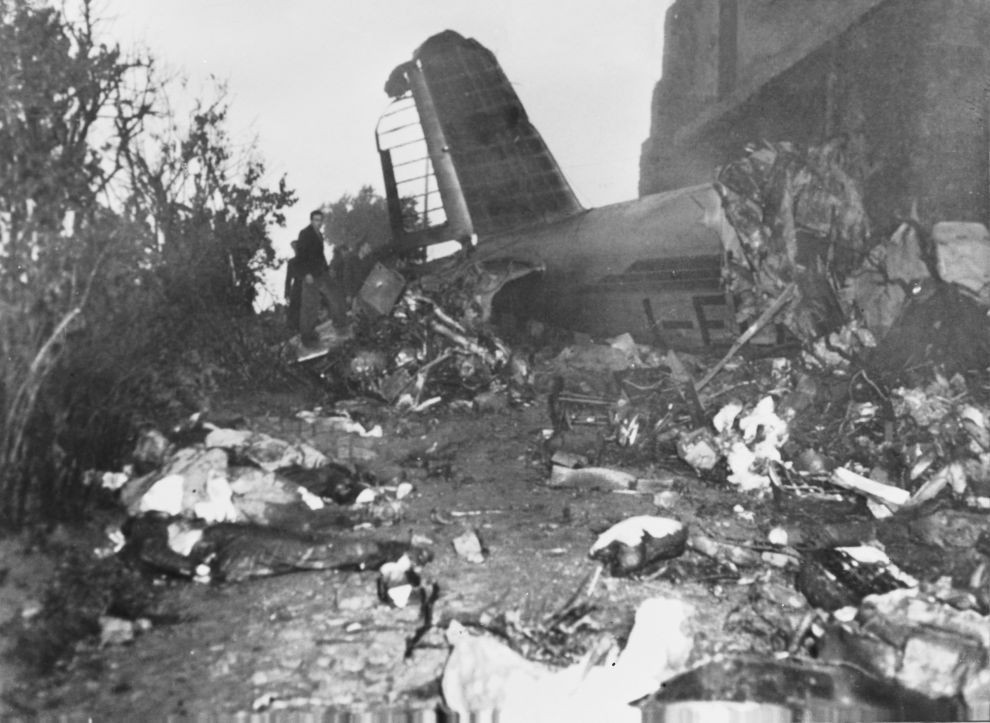 Philip Barker: The enduring sadness of the 1949 Torino air crash