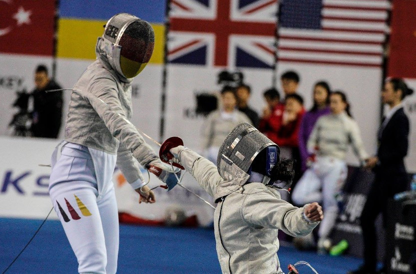 Seven South Korean fencers progressed into the main draw of the FIE Sabre Grand Prix in Seoul ©FIE