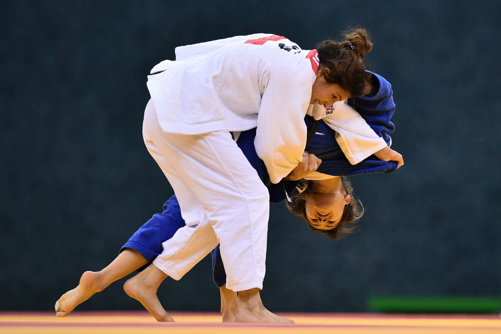 Two gold medals for Algeria on day two of African Senior Judo Championships