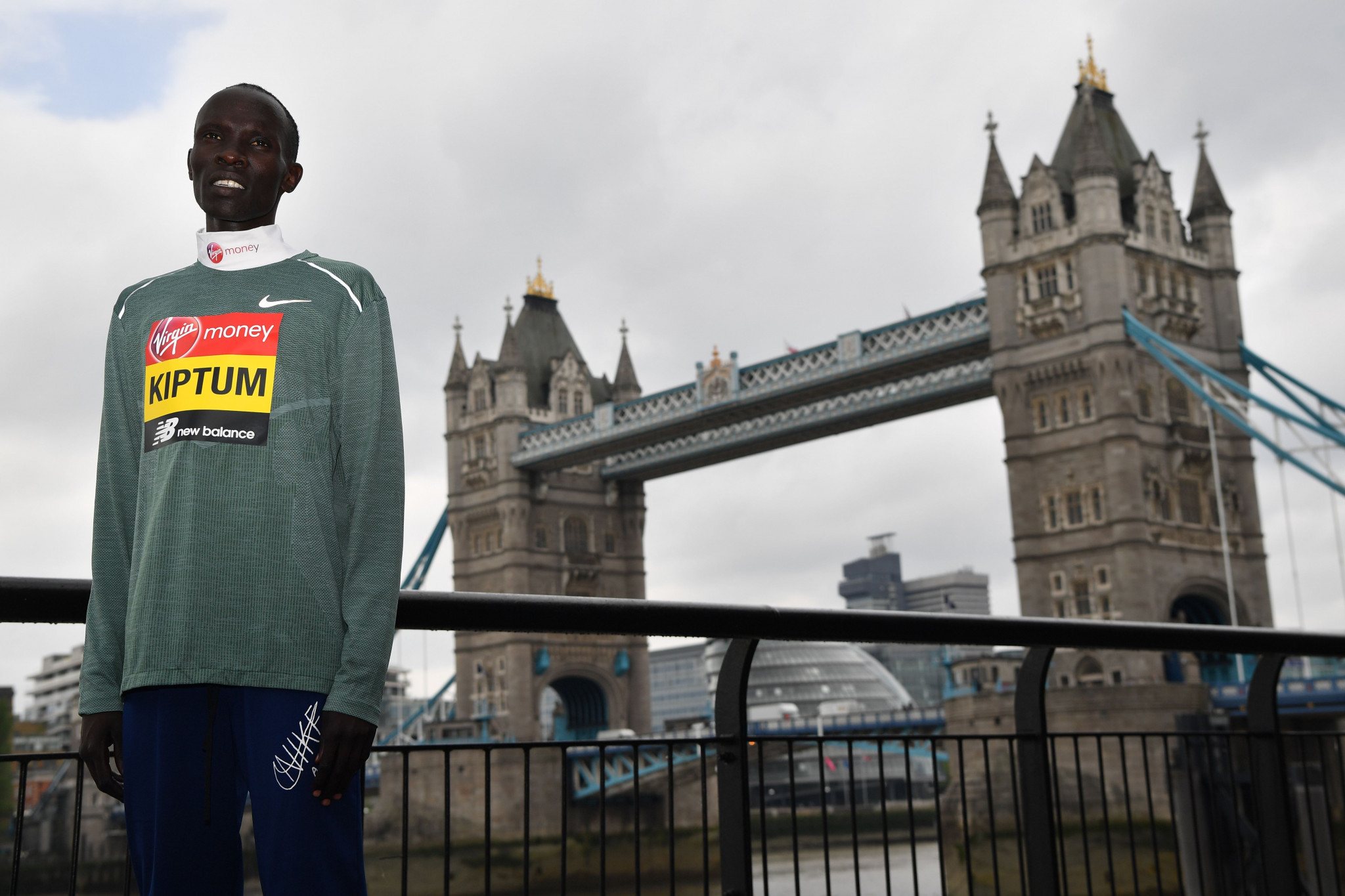 Half-marathon world record holder Kiptum suspended two days before London Marathon