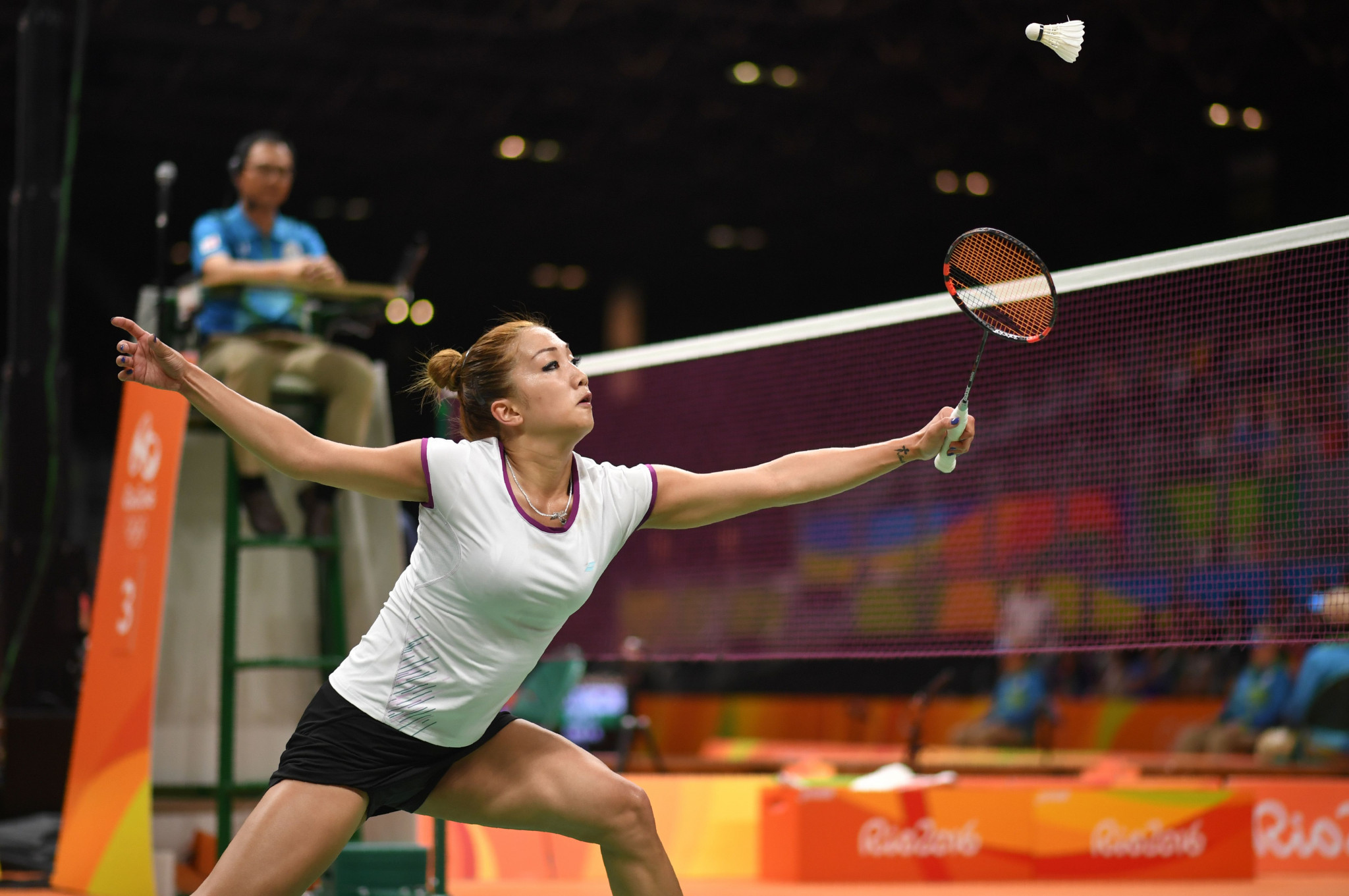 Defending champions Paul and Kune through to quarter-finals at All-African Badminton Championships