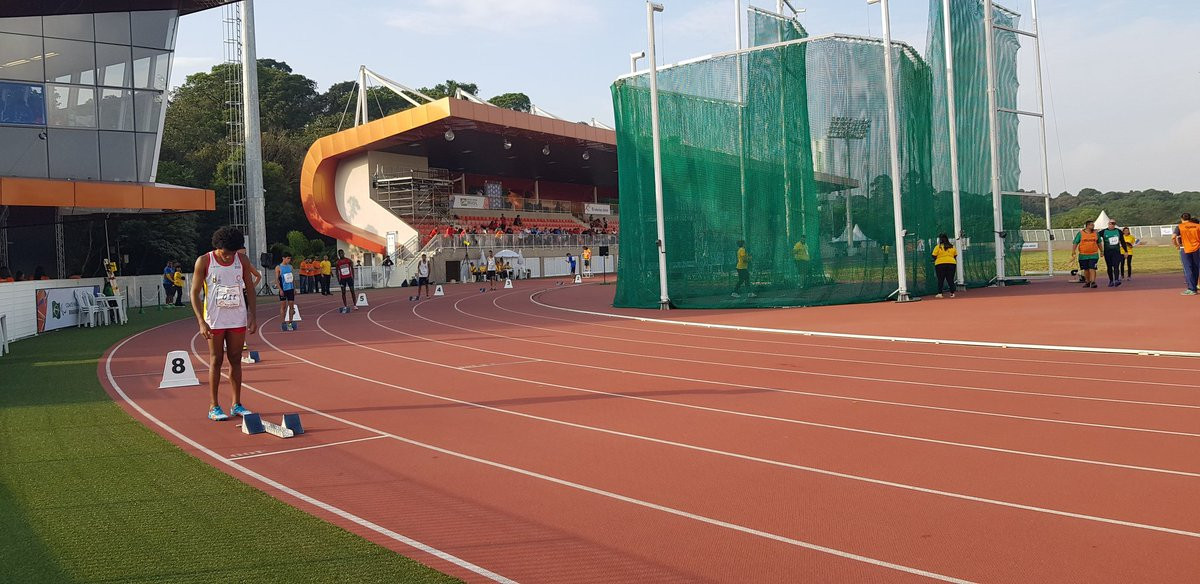 São Paulo's Paralympic Training Centre is hosting this weekend's World Para Athletics Grand Prix ©Para Athletics
