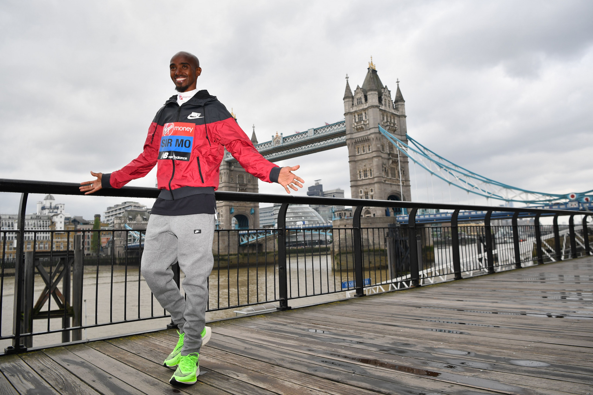 UK Athletics holds talks with Farah amid row with Gebrselassie