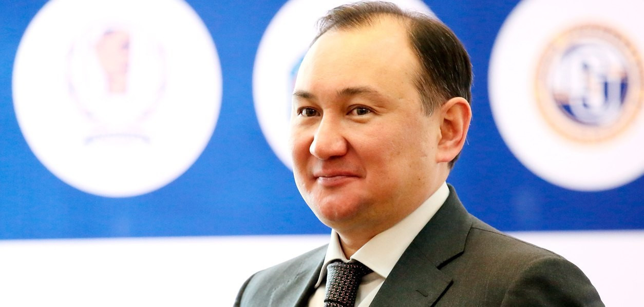 KBF executive director Bekzhan Bektenov has hit back at AIBA ©National Olympic Committee of the Republic of Kazakhstan