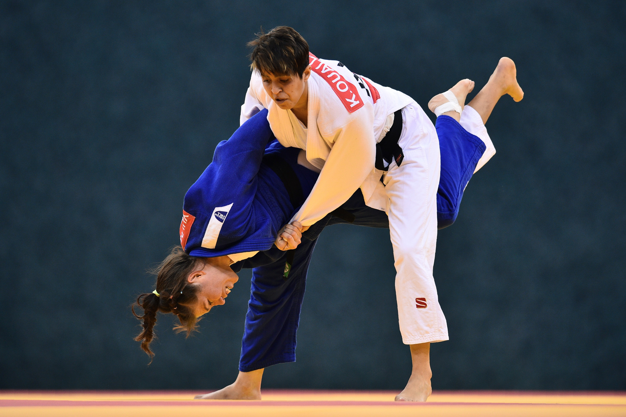 Algerian judokas clinch double gold as African Senior Championships conclude in Cape Town