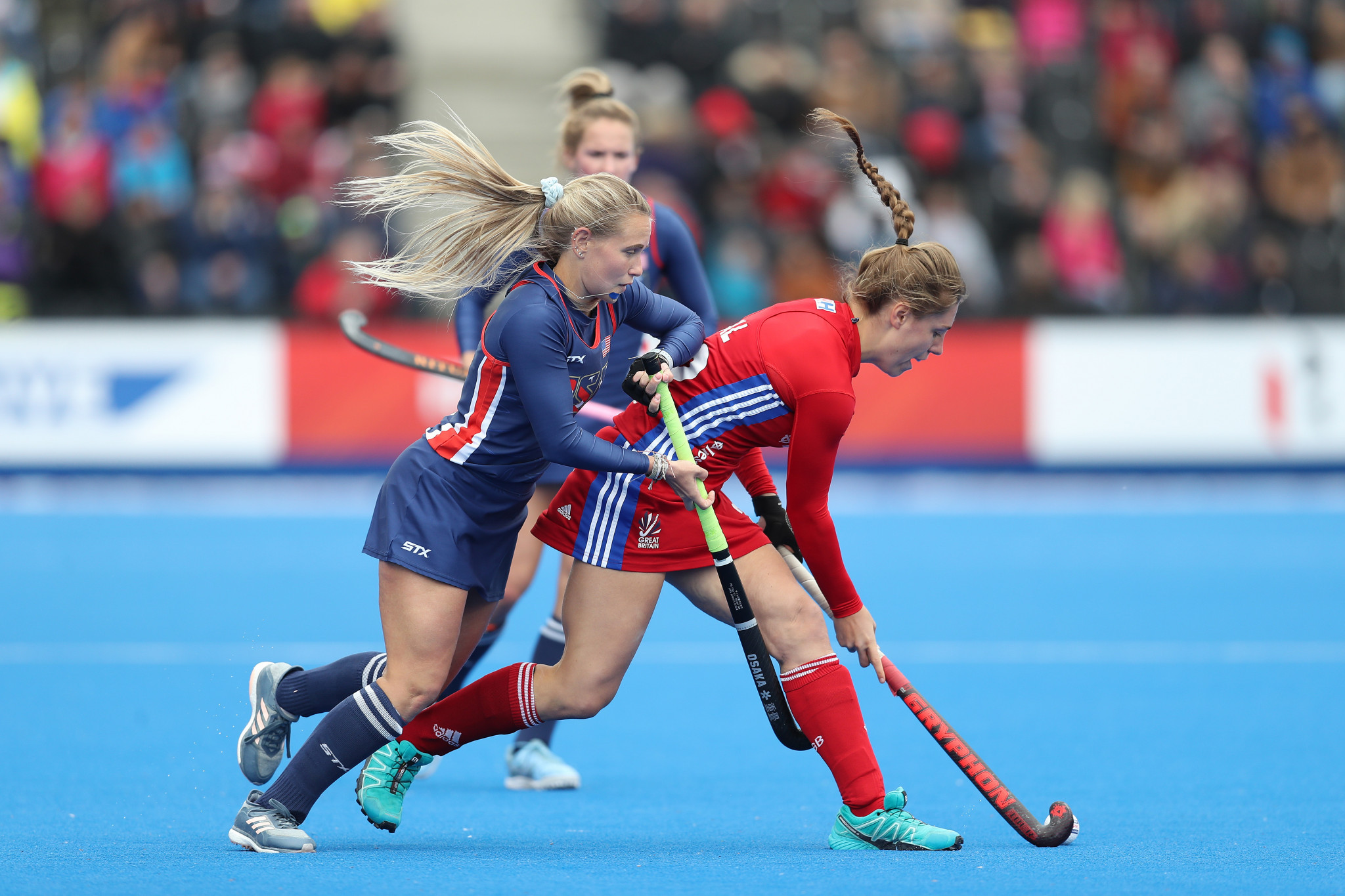 Britain in dramatic shootout victory against US in FIH Pro League
