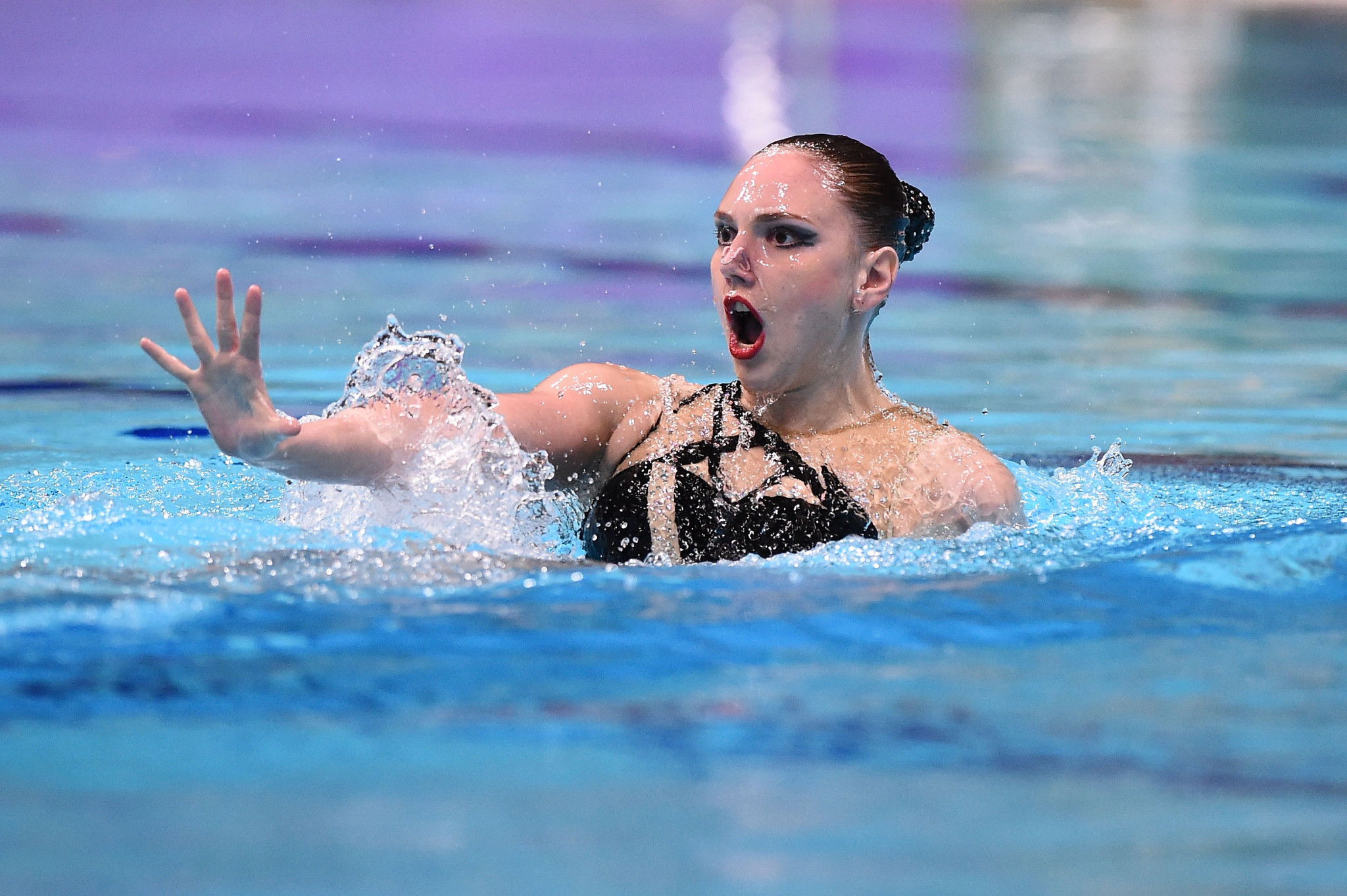Kolesnichenko stars on opening day of FINA Artistic Swimming World Series in Tokyo