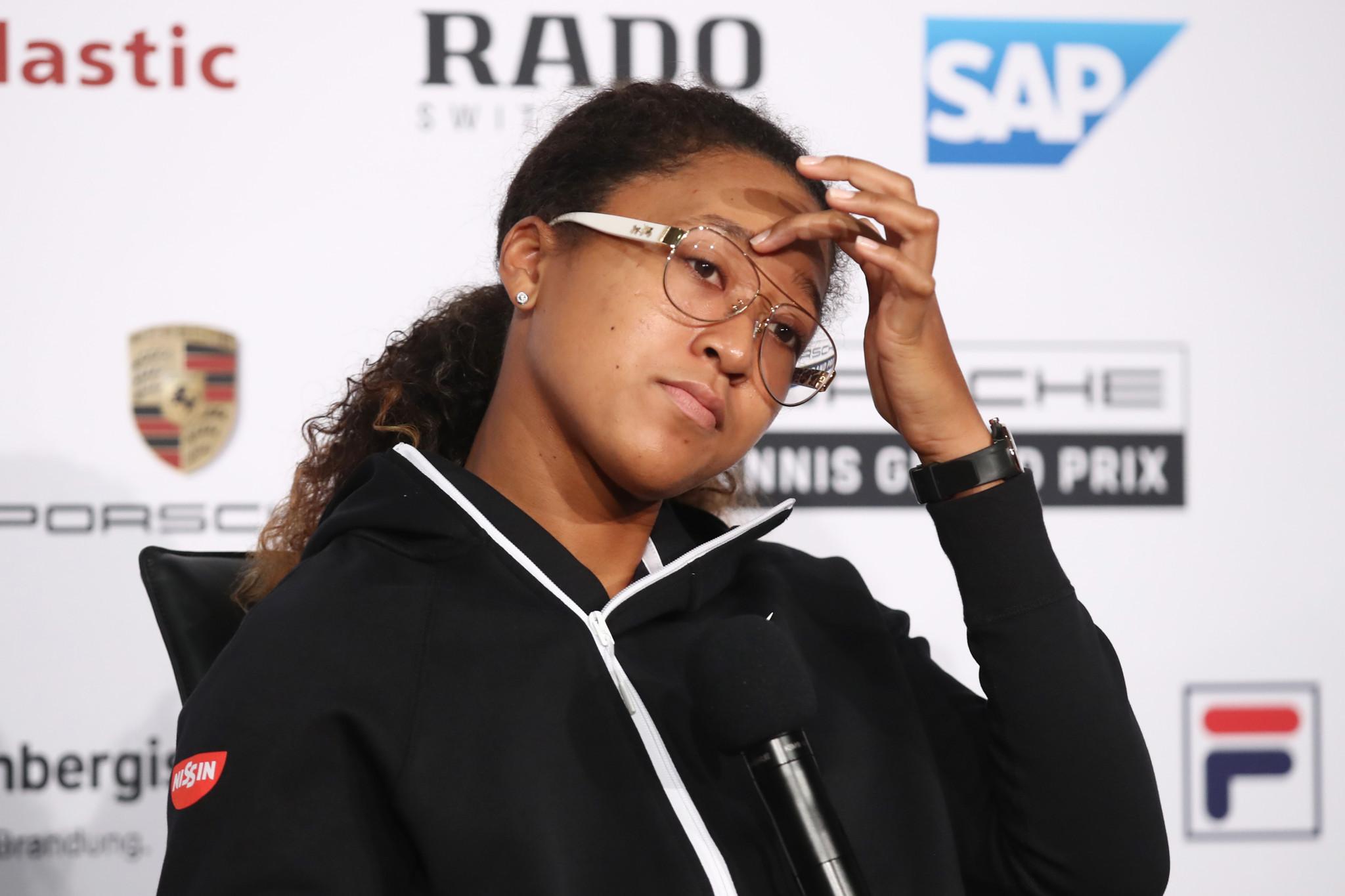 Osaka withdraws from Stuttgart Open as Kvitová progresses to final