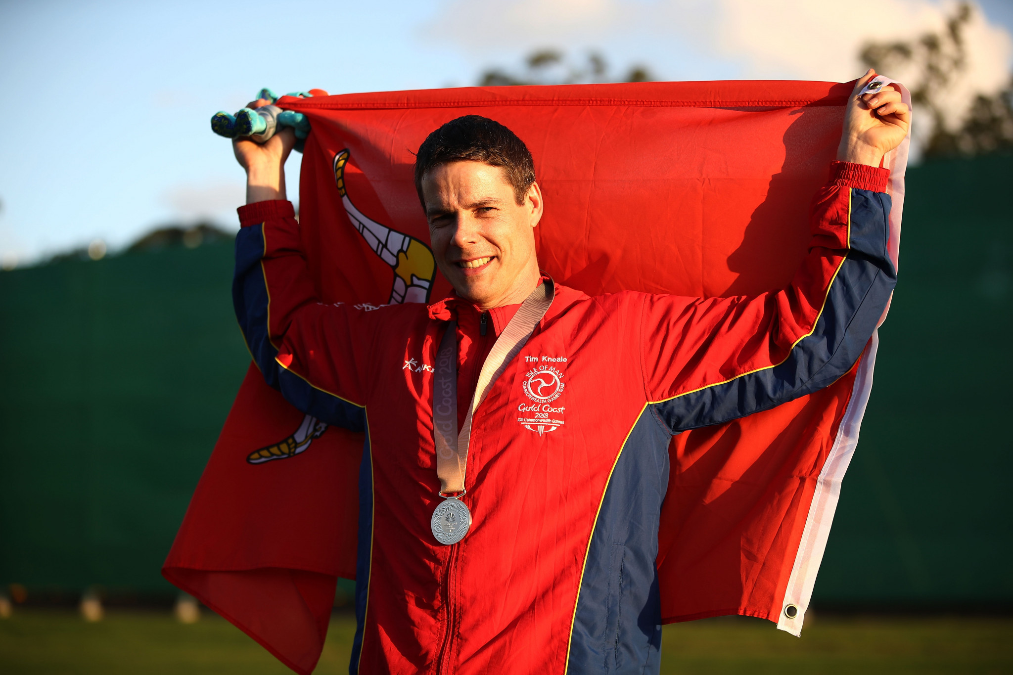 Commonwealth Games silver medallist honoured at Isle of Man sports awards