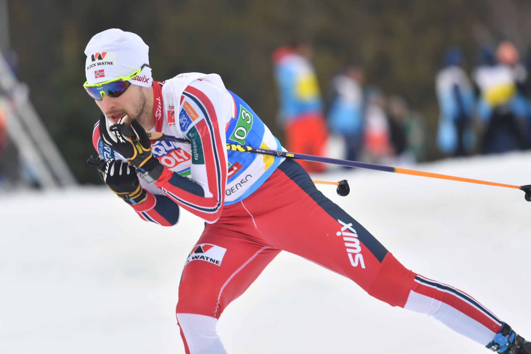 Olympic and world Nordic combined medallist Schmid retires at 35