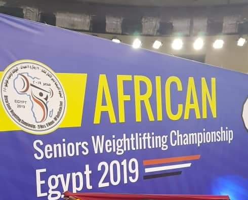 Hosts enjoy further success at African Weightlifting Championships in Cairo