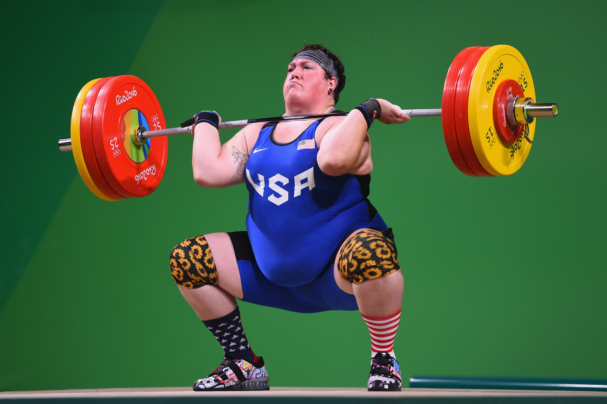 Robles claims three gold medals on final day at Pan American Weightlifting Championships