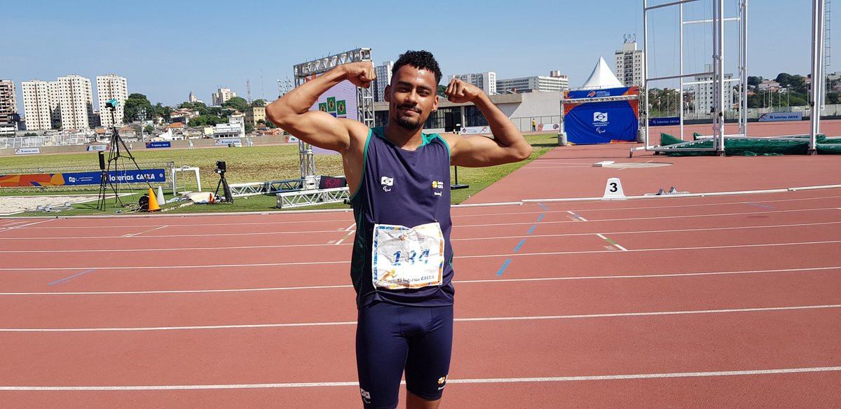 Martins breaks own 400m T20 world record at World Para Athletics Grand Prix