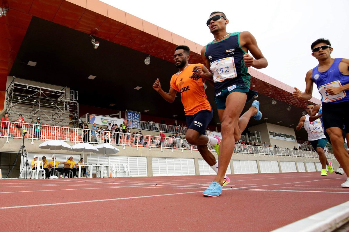 Today's action concluded the competition at São Paulo's Paralympic Training Centre ©Para Athletics