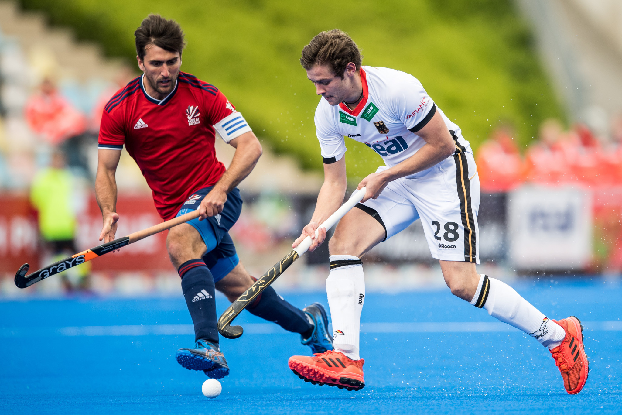 Britain move top of men's FIH Pro League table with win over Germany