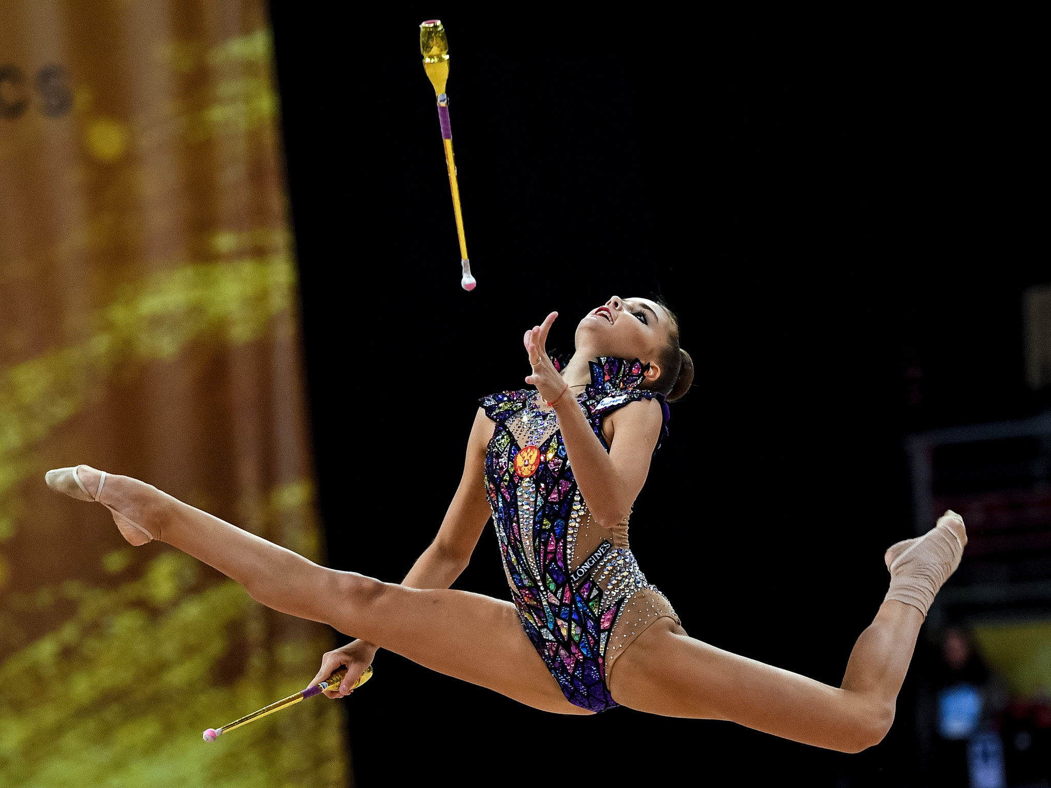 Averina earns two further titles on final day of Rhythmic Gymnastics World Cup in Baku