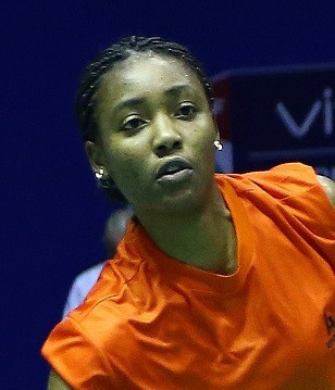 Home favourite Dorcas Ajoke Adesokan won the women's singles title as action concluded today at the All-African Badminton Championships in Port Harcourt in Nigeria ©BWF