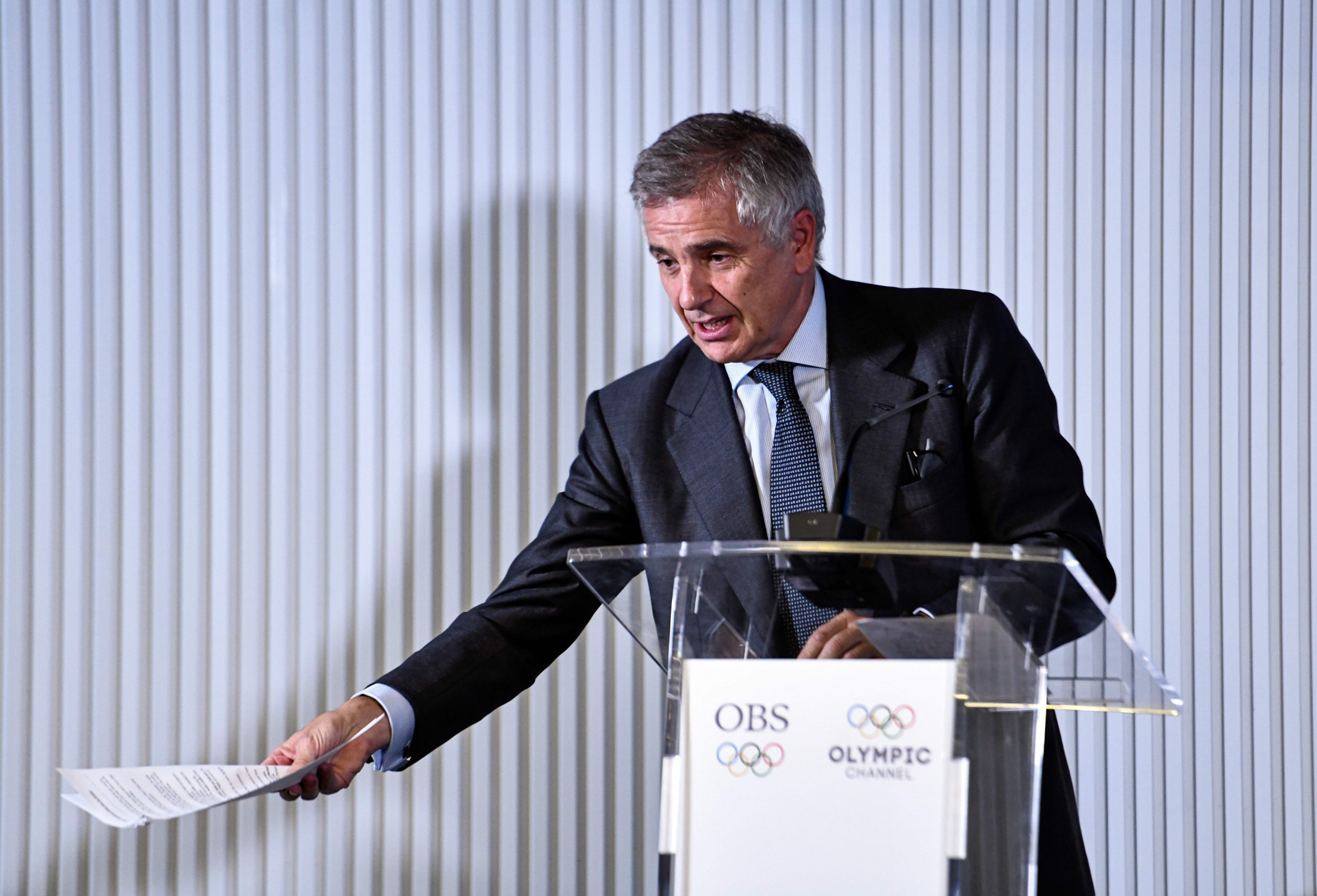 International Olympic Committee vice-president Juan Antonio Samaranch believes the