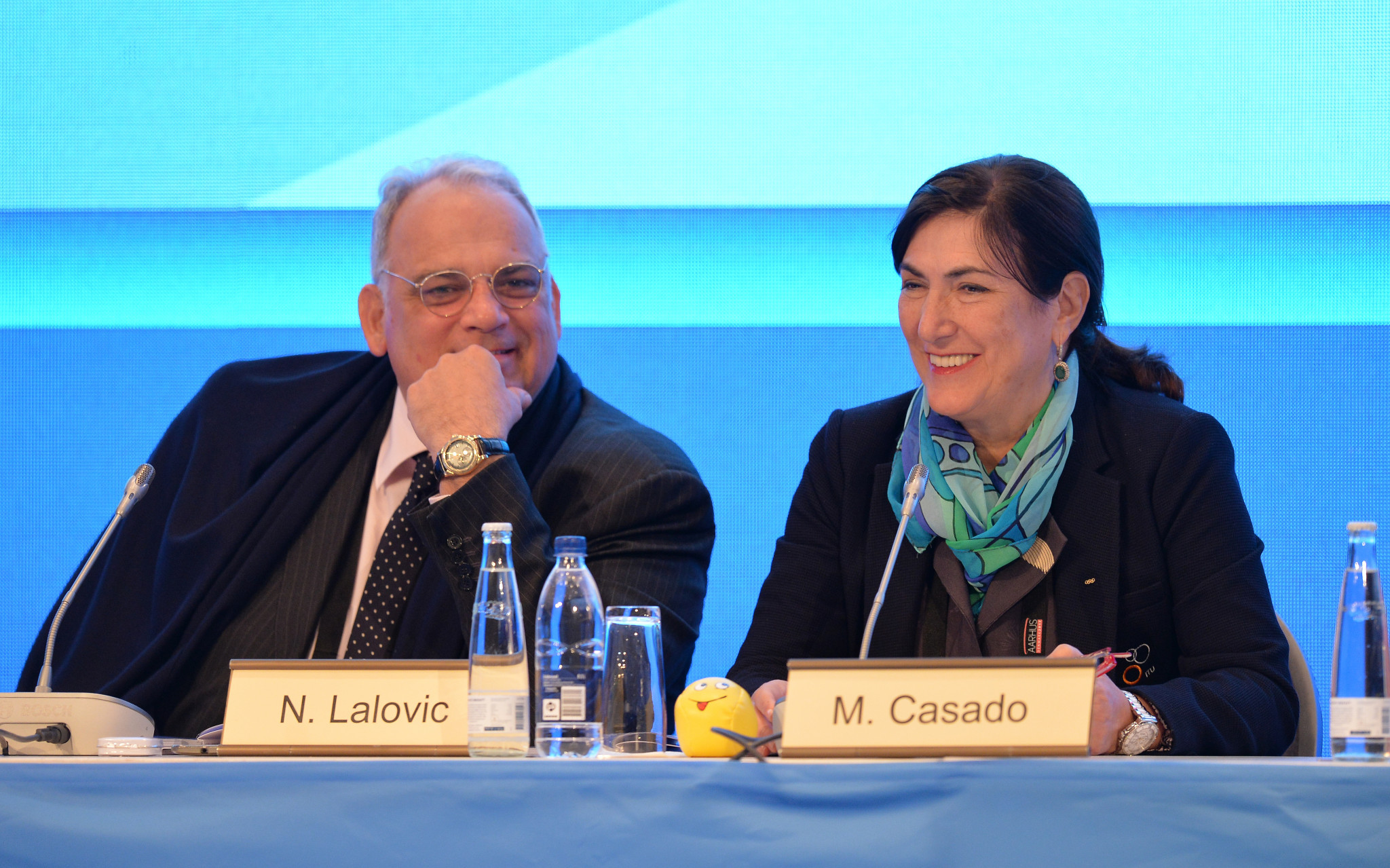 Seven International Federation Presidents jostle for three places on ASOIF Council