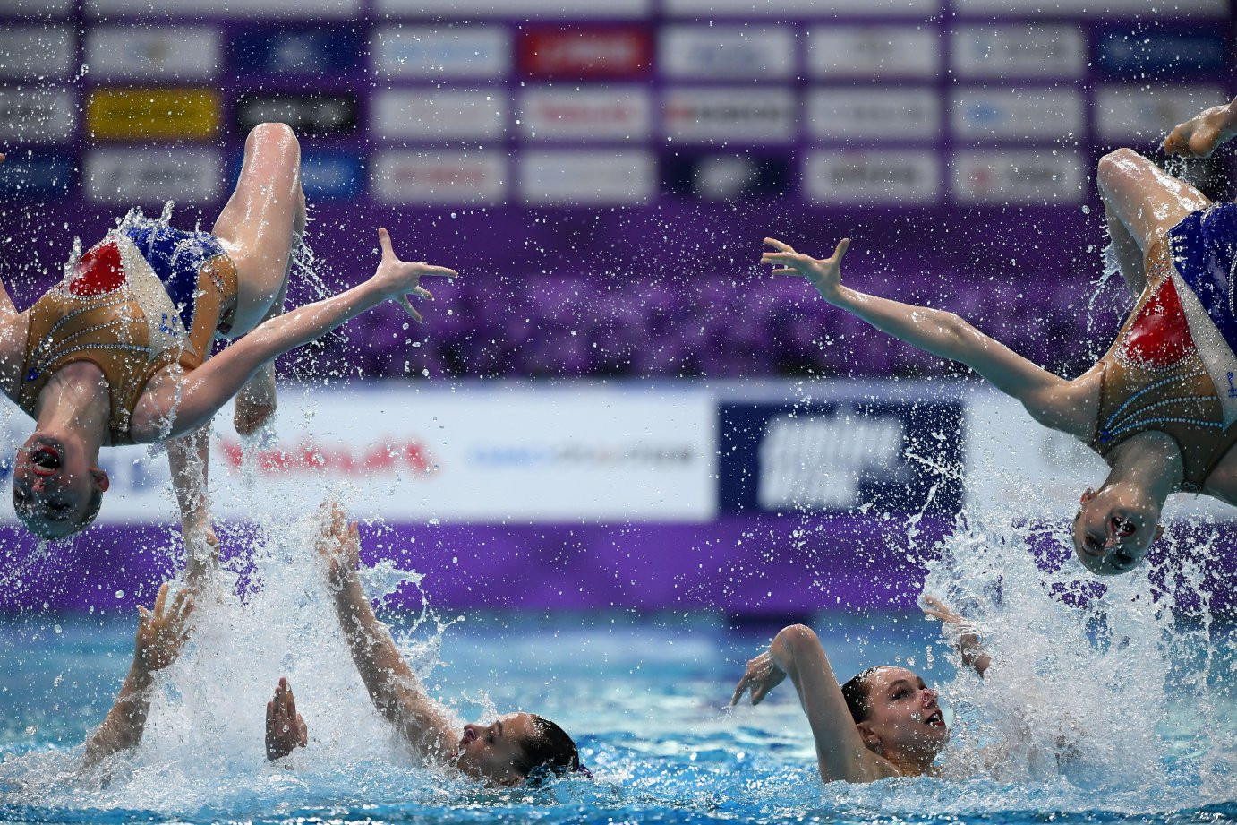 Hosts Japan sweep titles on final day of FINA Artistic World Series event in Tokyo