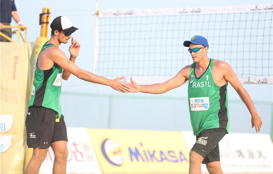 The Port Dickson event in Malaysia could be crucial to FIVB World Championship qualifying this year ©FIVB