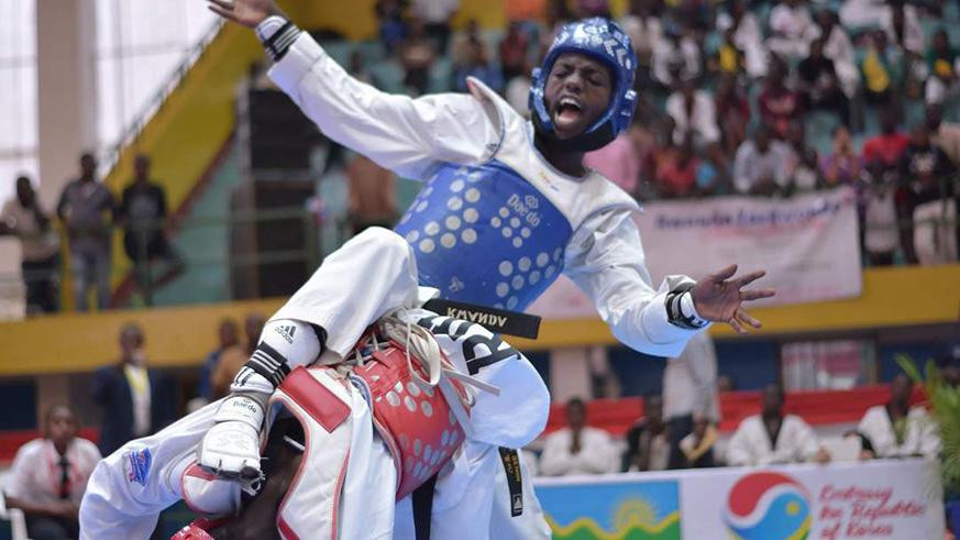 Rwanda optimistic of winning first medal at World Taekwondo Championships in Manchester