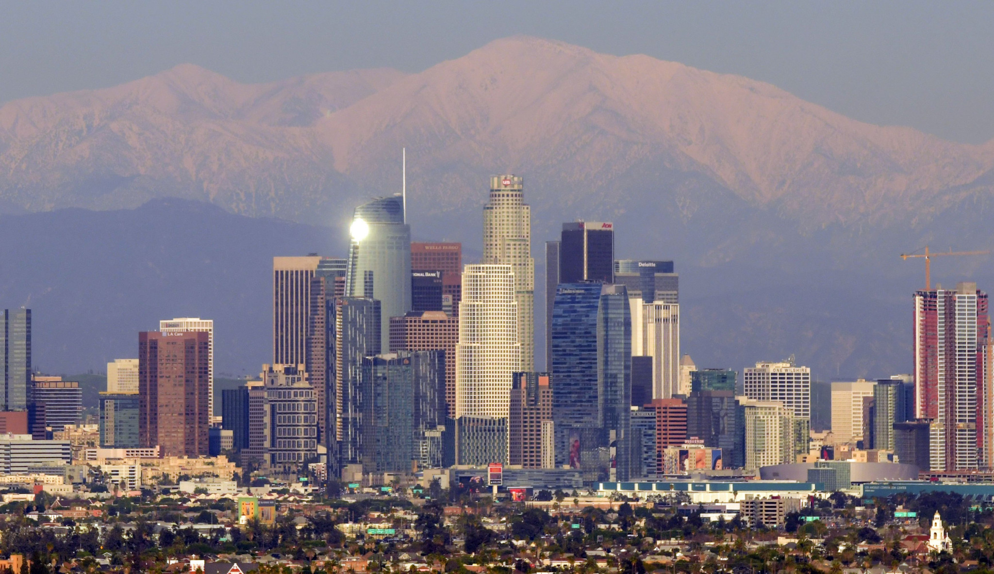 "Los Angeles 2028 has today released its ""privately-funded, balanced budget"" ©Getty Images"
