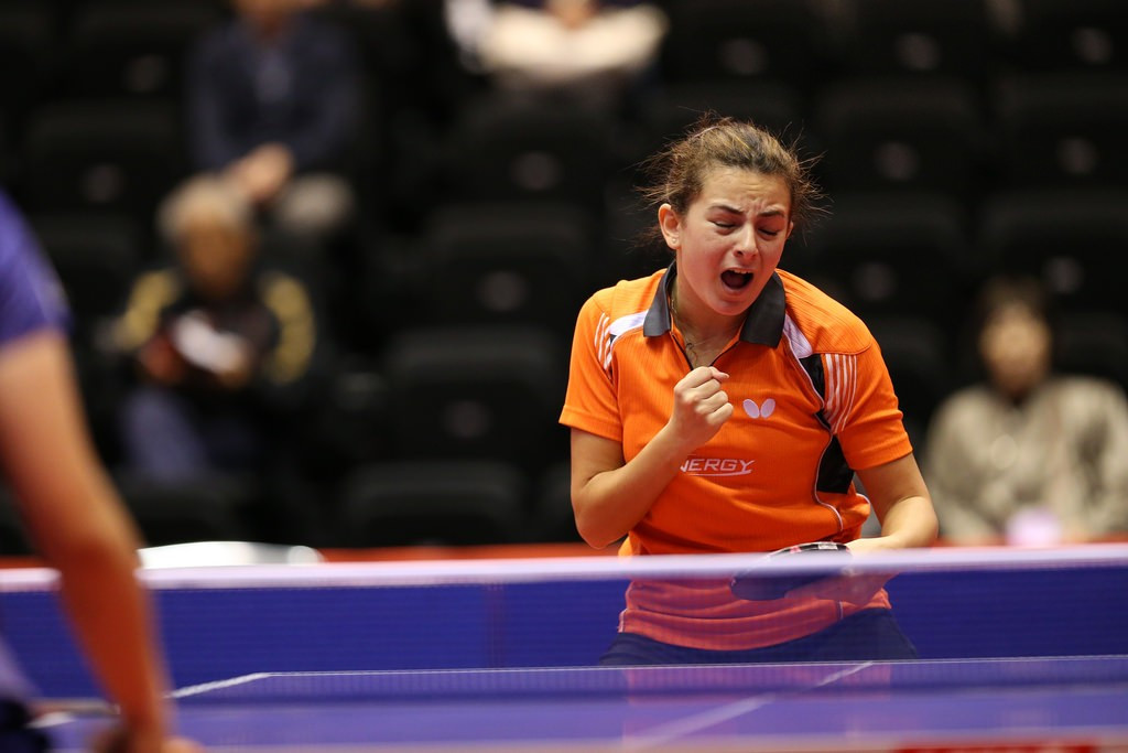 Egyptian becomes first African woman to reach ITTF World Cup main draw