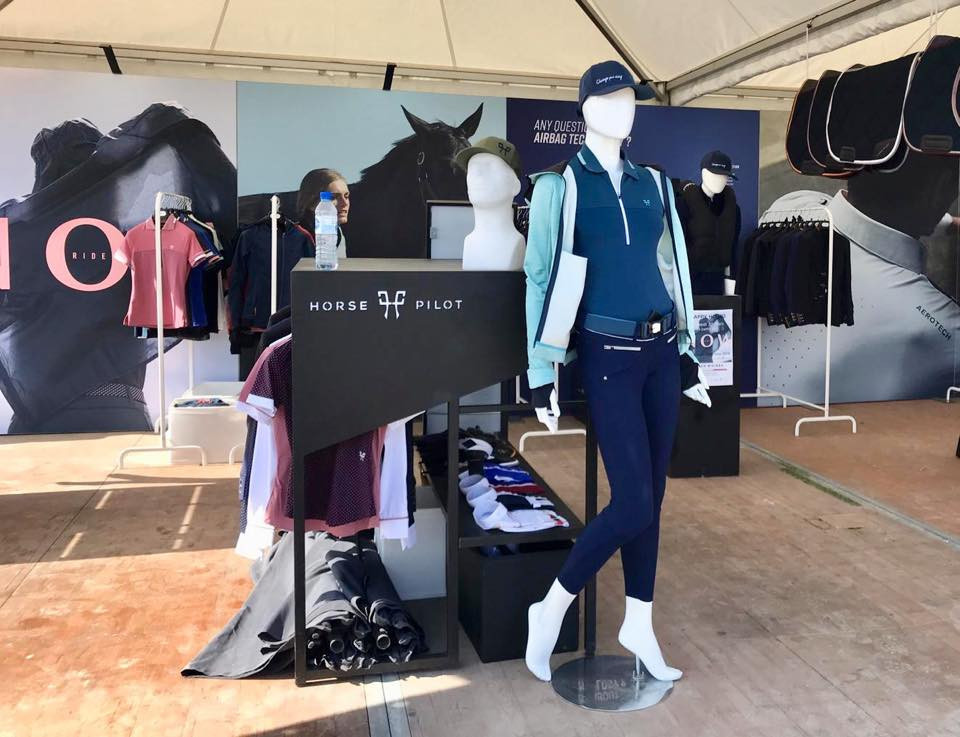 Horse Pilot has become the official FEI apparel supplier until 2023 ©Horse Pilot