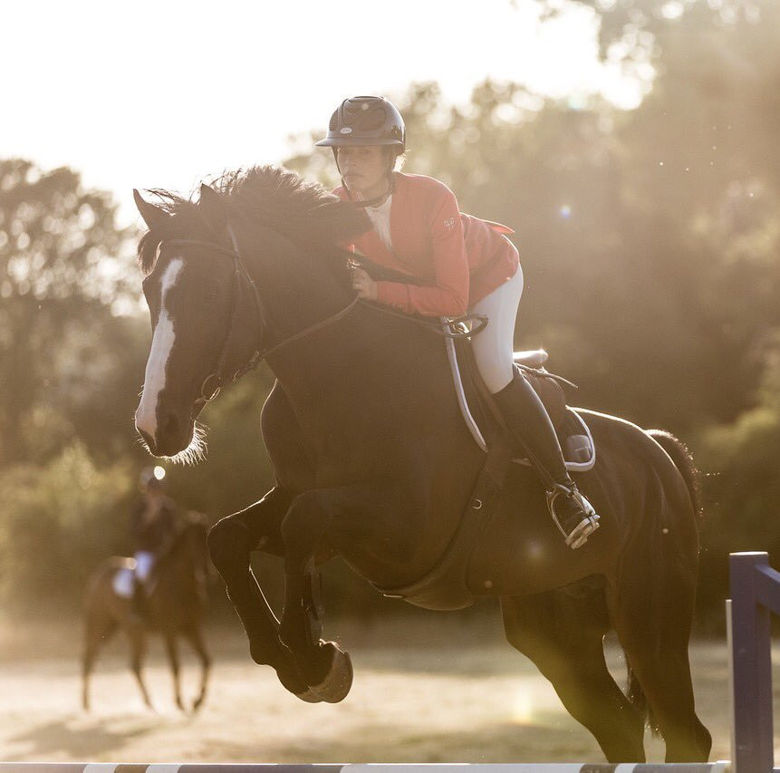 Horse Pilot already has links with professional equestrian athletes around the world ©Facebook