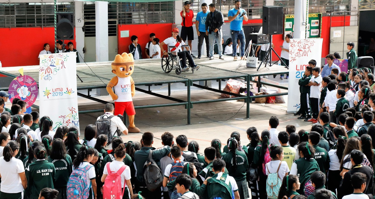 Soy Lima 2019 campaign launched to promote sporting values among students