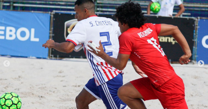 Argentina, Brazil, Paraguay and Uruguay all undefeated after day two of CONMEBOL qualifiers for 2019 FIFA Beach Soccer World Cup