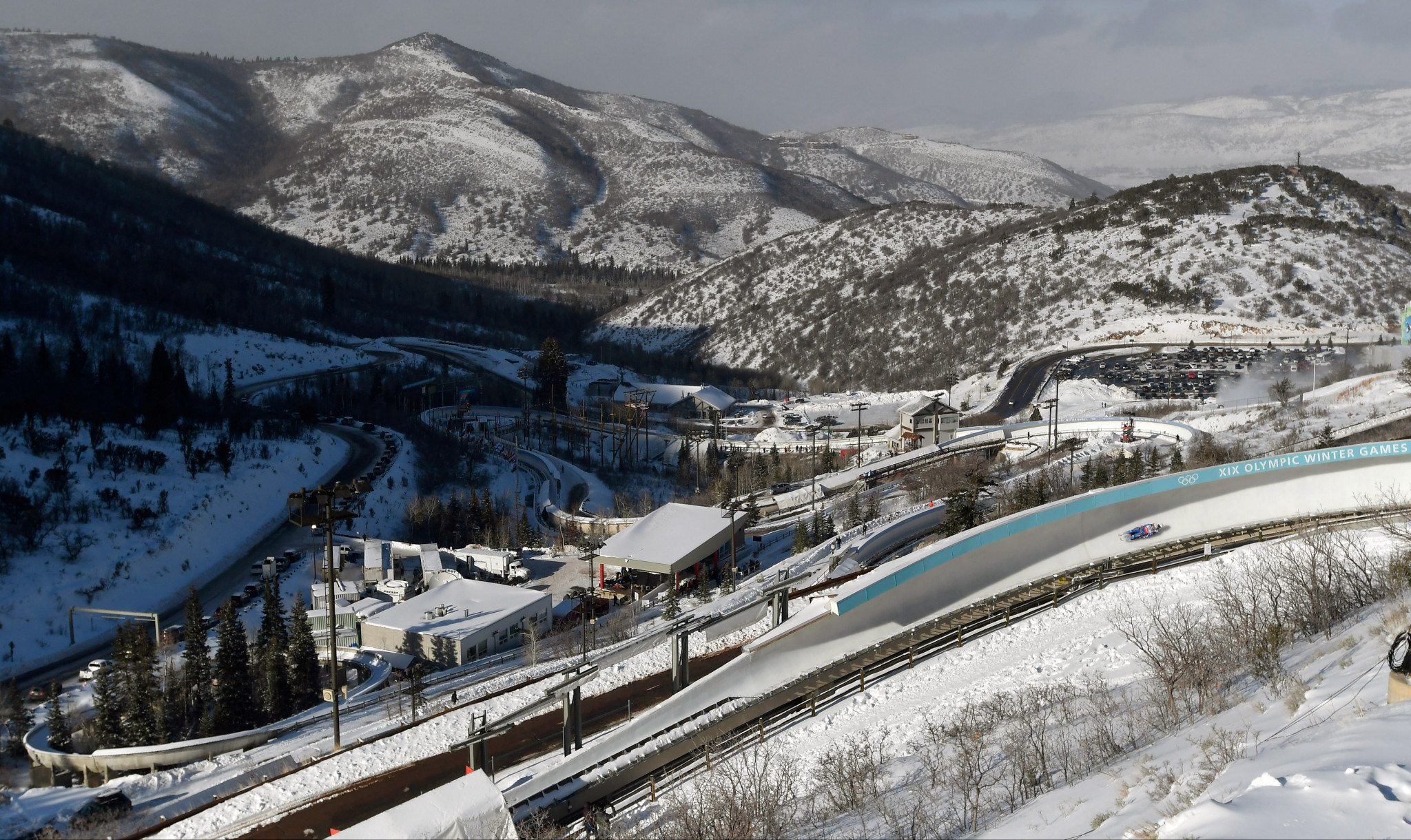 Park City to open FIL youth and junior luge schedules for 2019-20