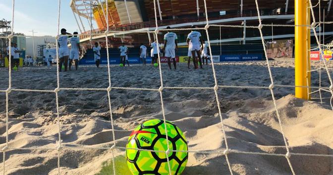 Uruguay secure semi-final berth at CONMEBOL qualifiers for 2019 FIFA Beach Soccer World Cup