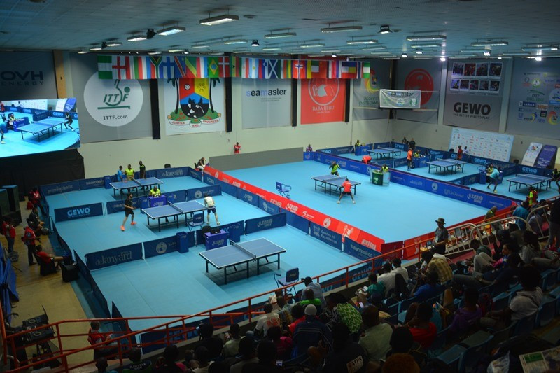 Nigeria to host 2019 ITTF African Cup and Club Championships