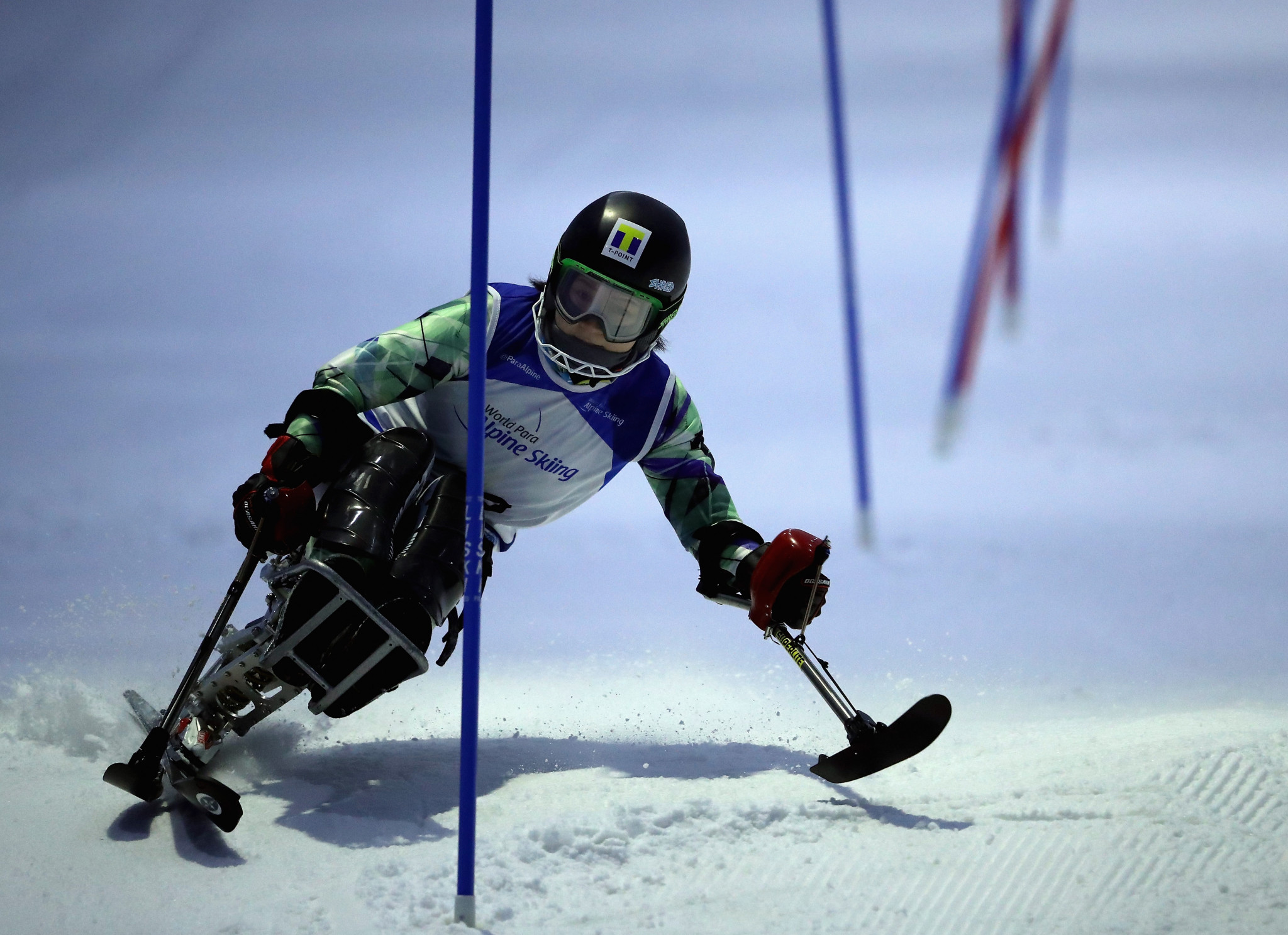 TechnoAlpin's cooperation with World Para Snow Sports extends to Para Alpine skiing among other sports ©Getty Images