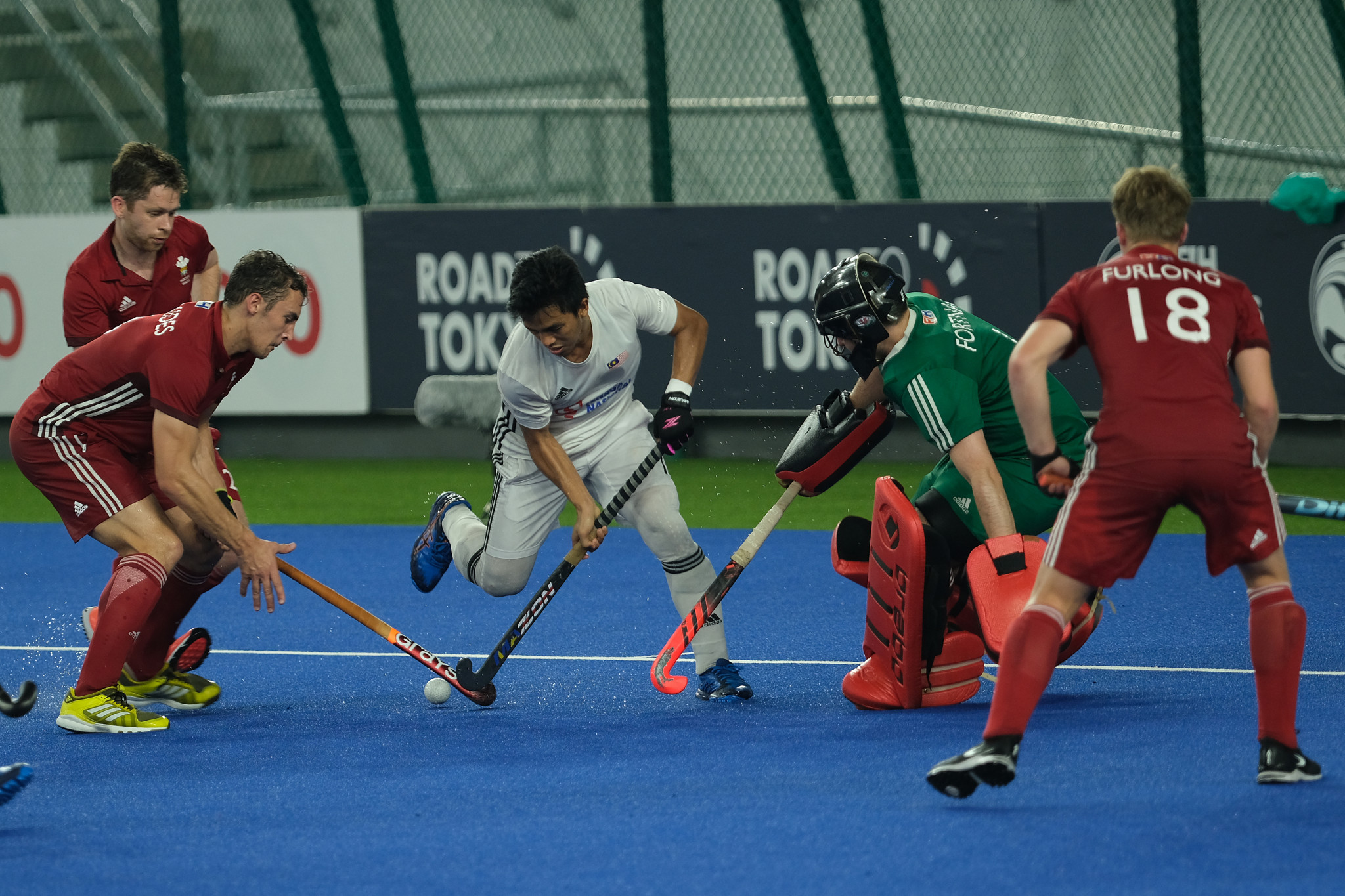 Hosts Malaysia defeat Wales to reach semi-finals of FIH Series Finals