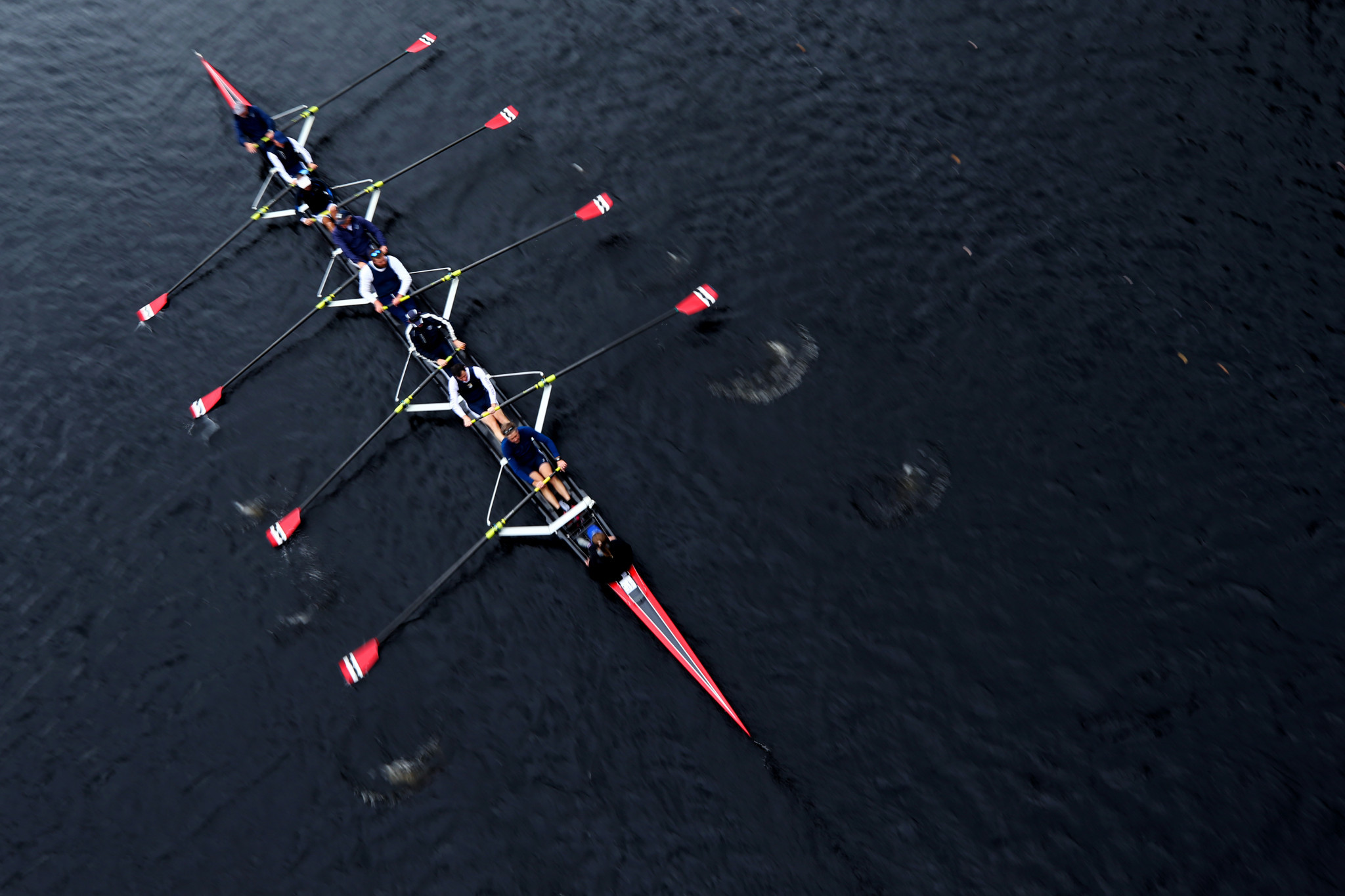 Rowing could be showing other sports the way forward ©Getty Images