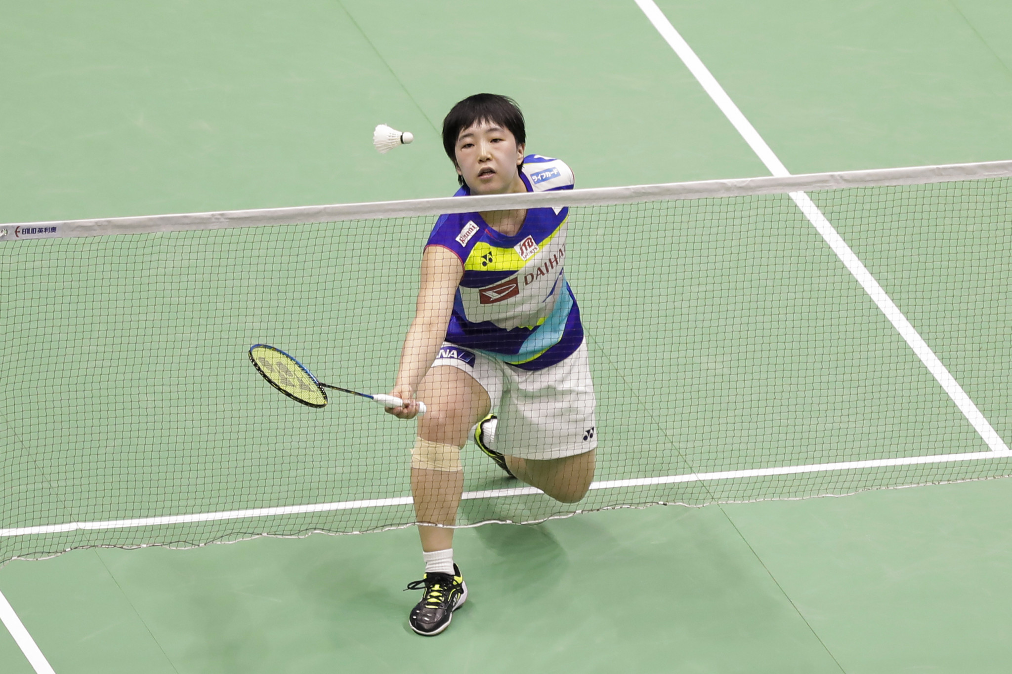 Akane Yamaguchi progressed to the quarter-final stage of the competition ©Getty Images