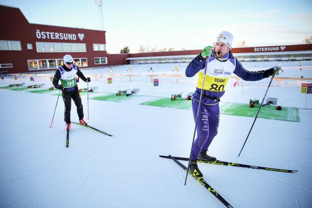 Östersund hosted one of the Para Nordic Skiing World Cups in 2018 ©NPC Sweden