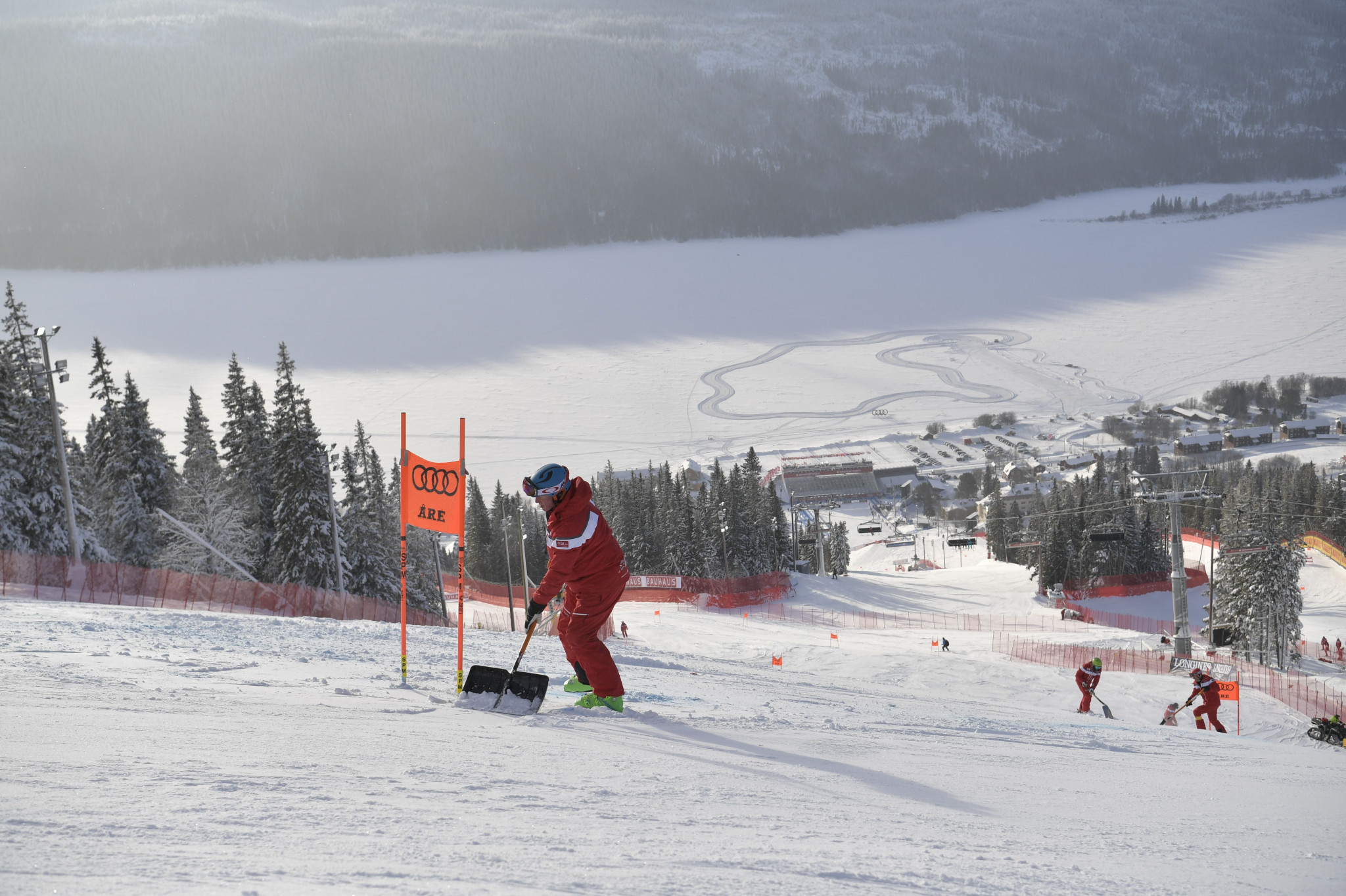 Åre is bidding to host the 2026 Winter Olympic and Paralympic Games alongside Stockholm ©Getty Images