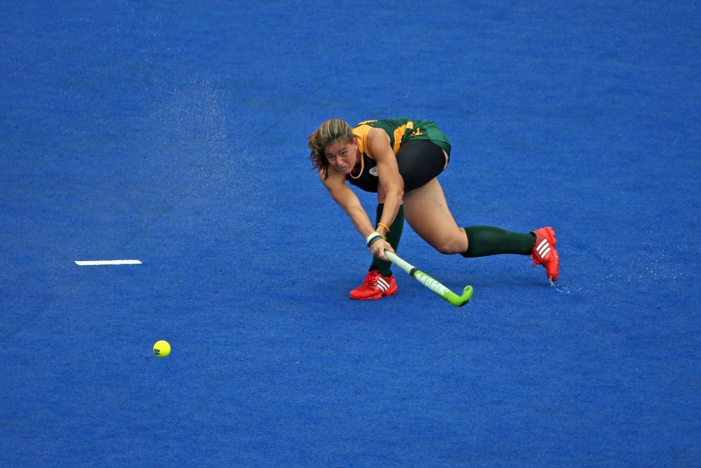 South Africa close in on FIH Women's African Championships title after running riot against Tanzania