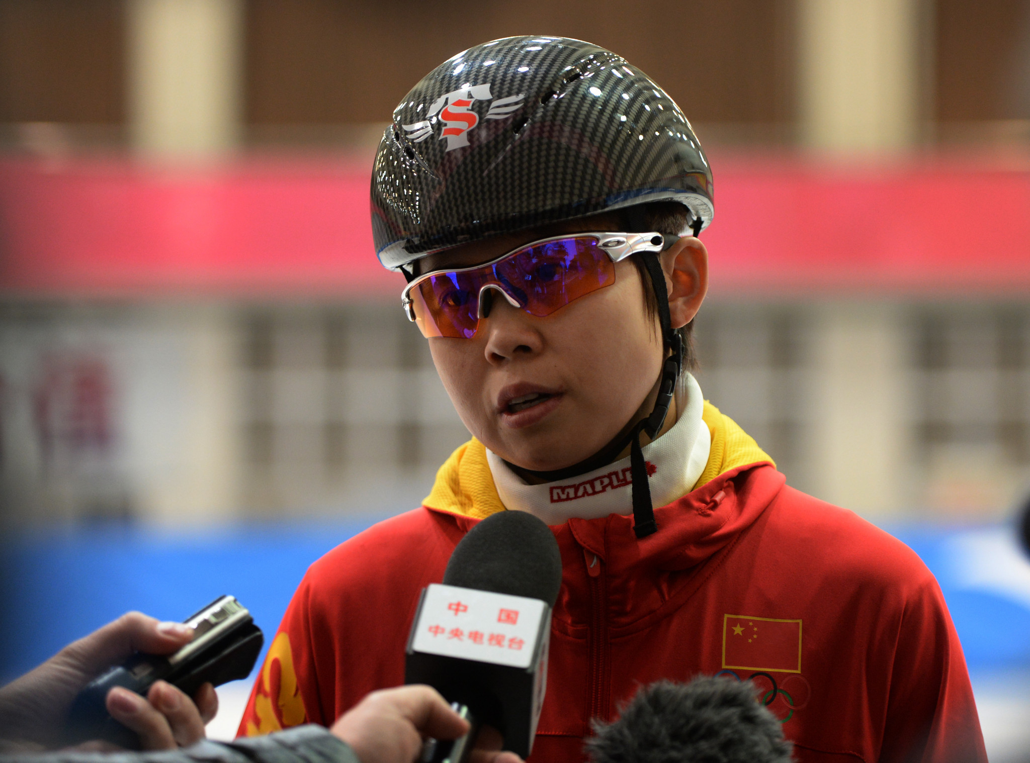 China appoints Olympic legend Wang Meng as head of speed skating team targeting Beijing 2022 glory